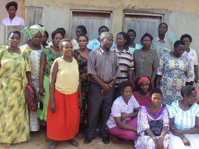 Kyaliwajjala Group, Kampala