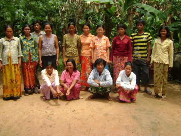 Mrs. Hon Orm Village Bank Group