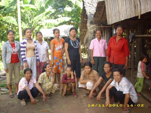 Mrs. Chhun Touch Village Bank Group