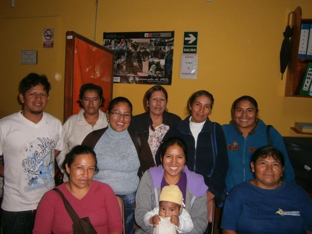 Luchadoras De Yanacoto Group