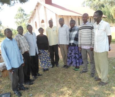 Bwanda Bakyala Kwetungura Group