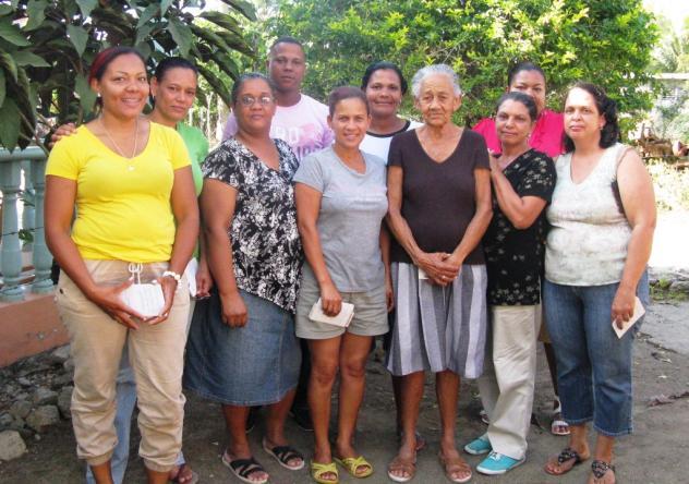 Mujeres Hacia El Progreso 2 & 3 Group