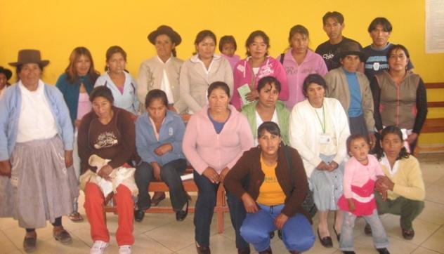 Paz Y Amor Group