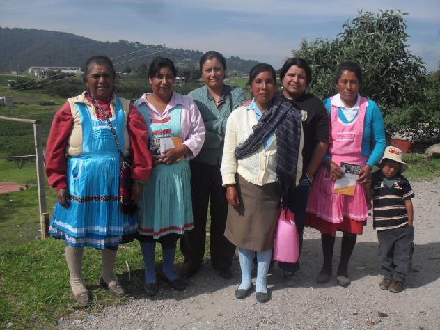 Barrio La Cañada Group
