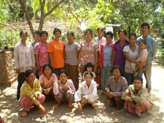 Mrs. Shunri En Village Bank Group
