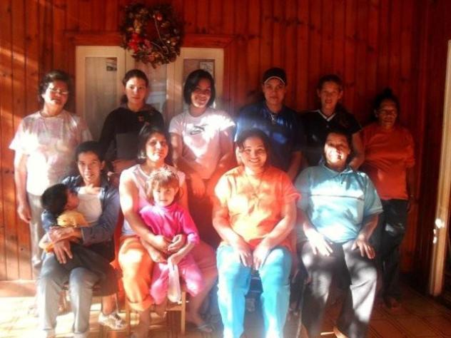 Mujeres Unidas De Yguazu Group