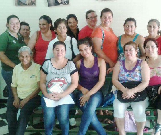 Mujeres Victoriosas Group