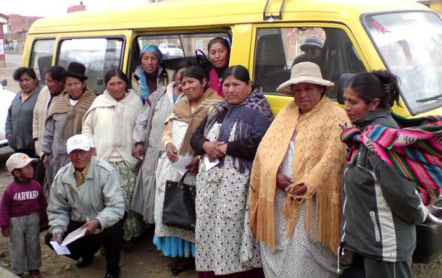 Yanapassiñani Group