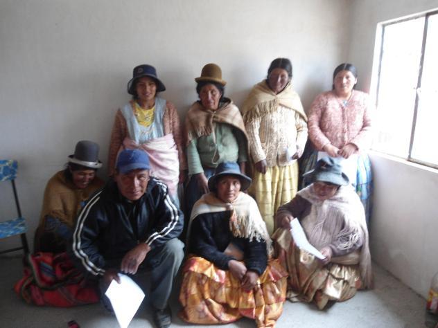 Central De Cachilaya Group