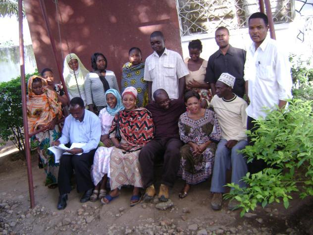 Yusufu's Group