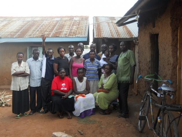 Kabungo Women's Group