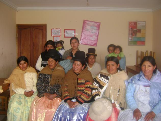 Unidad Vecinal C Group
