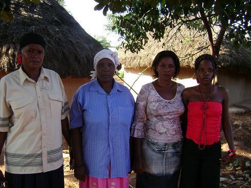 Nangwe Madibira (Ii) Group