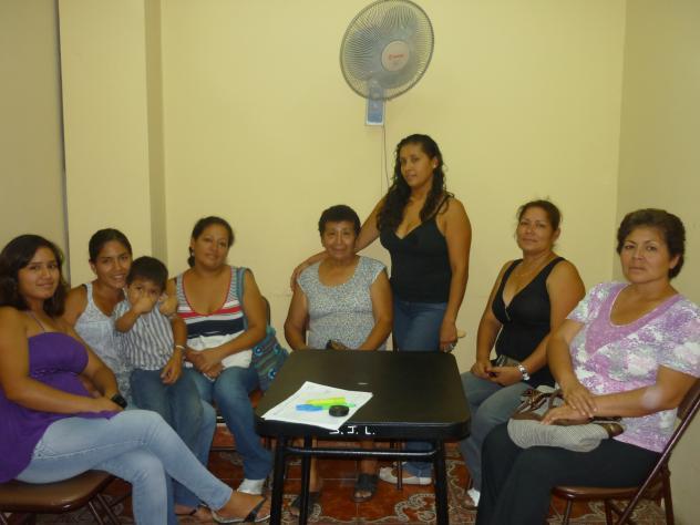 """""""santisima Trinidad"""" Group"""