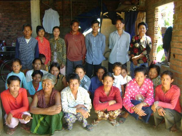 Mrs. Serei Chheng Village Bank Group