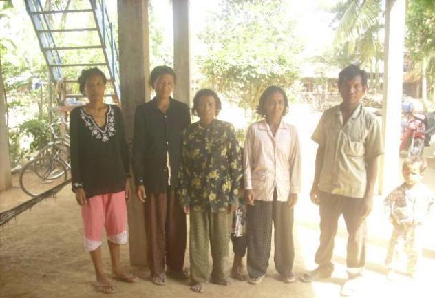 Mrs. Ouen Chea Group