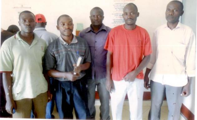Ibanda Carpenters Association Group