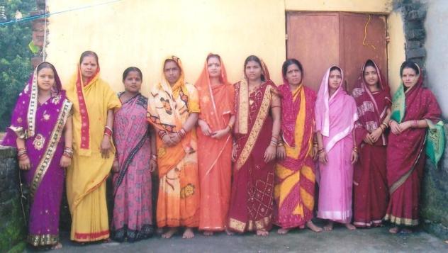 Santoshi Maa Mahila Samiti Group