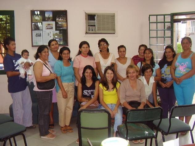 Mujeres Unidas De Luque Group