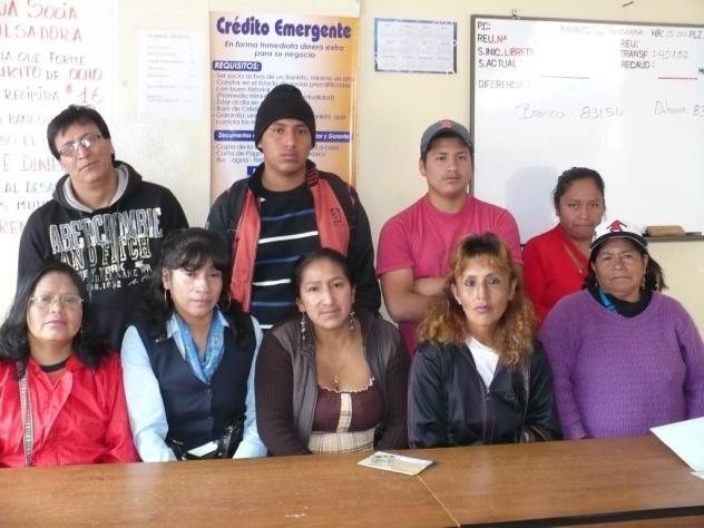 Mujeres Soñadoras (Cuenca) Group