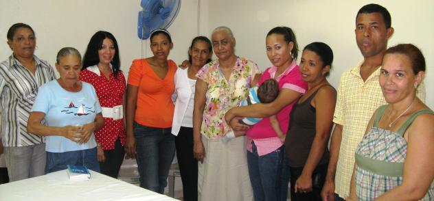 Mujeres Con Esperanza 1 & 2 Group
