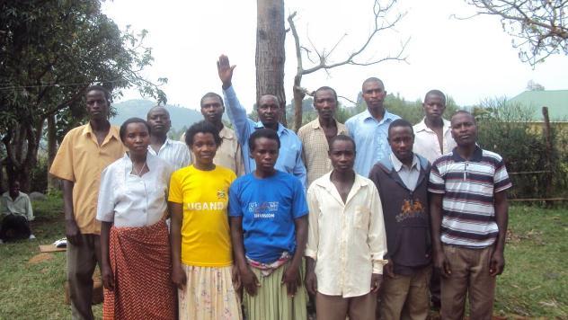 Kabirizi Kwetungura Group B, Kihihi
