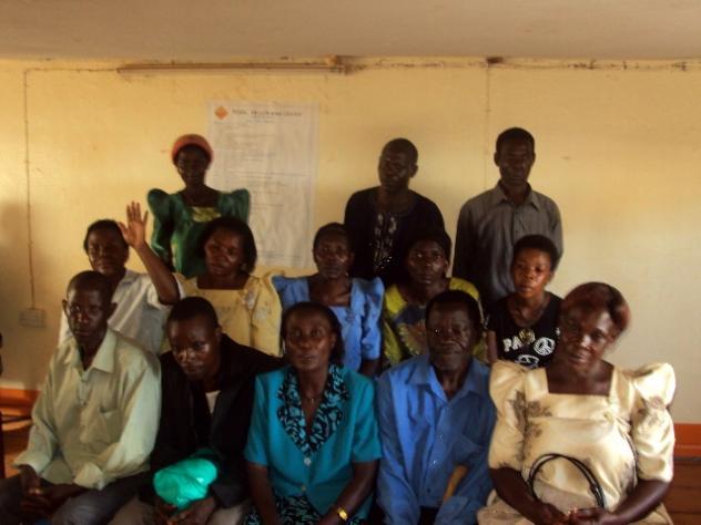 Bakyala Kwekulakulana, Lugazi Group