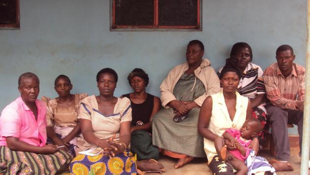 Kyogaya Women's Group Of Jinja