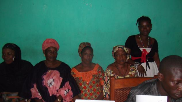 Makeni Women's Group