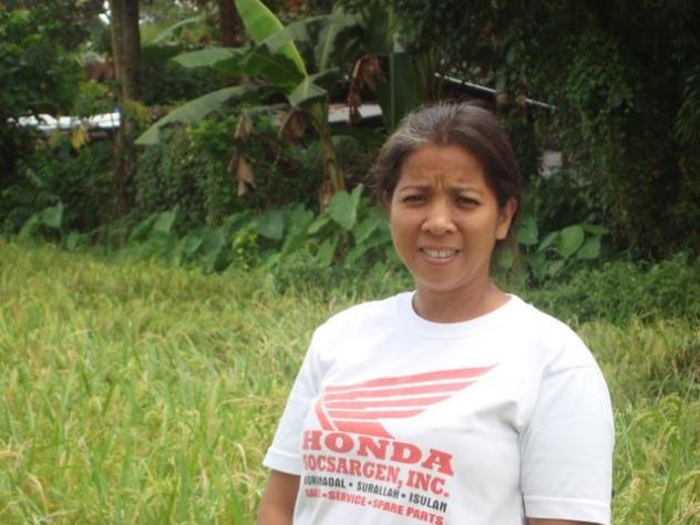 Shiela May