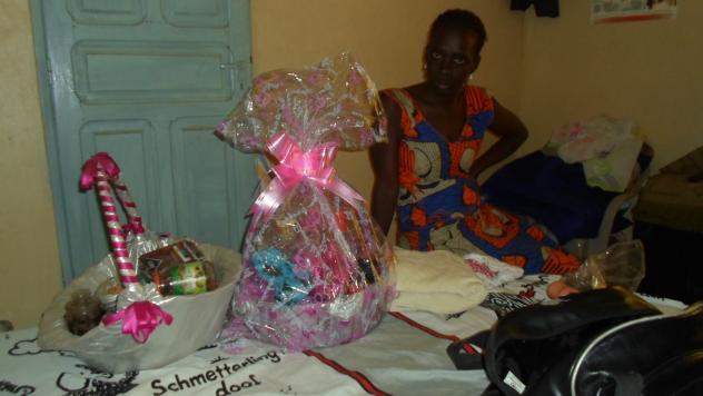 Ngoné Sadio
