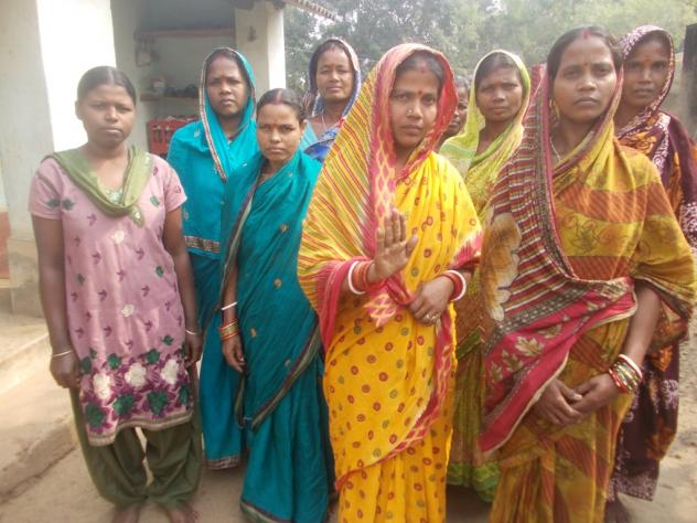 Maa Dhabalei Shg Group