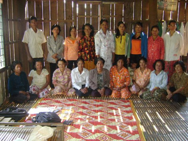 Mrs. Chhunheng Sok Village Bank Group