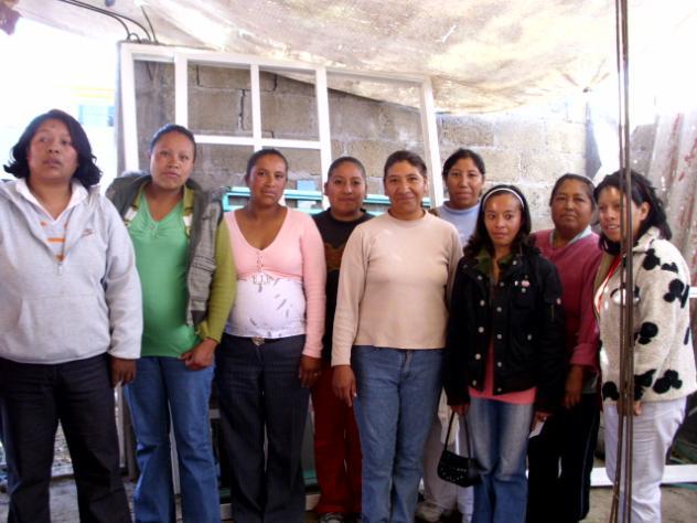 Rosas Blancas De Otzolotepec Group
