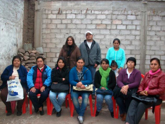 Campanayoq De Huaran Group