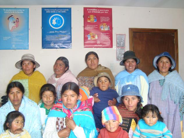 Huaycheñas Group