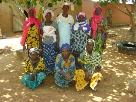 Andonassoumana Iv Group