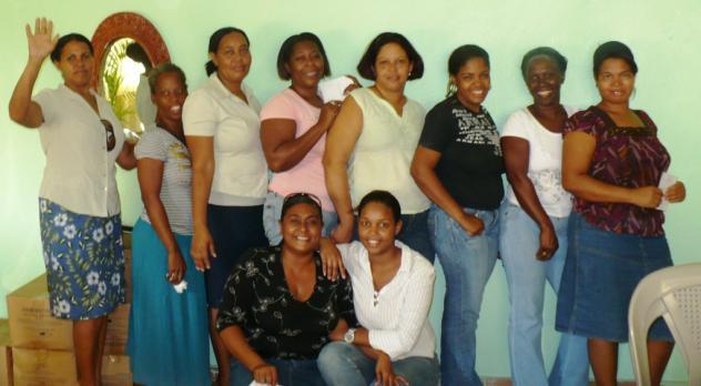 Mujeres Bendecidas 1,2 Group