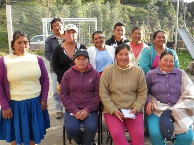 Tocte  (Cuenca) Group