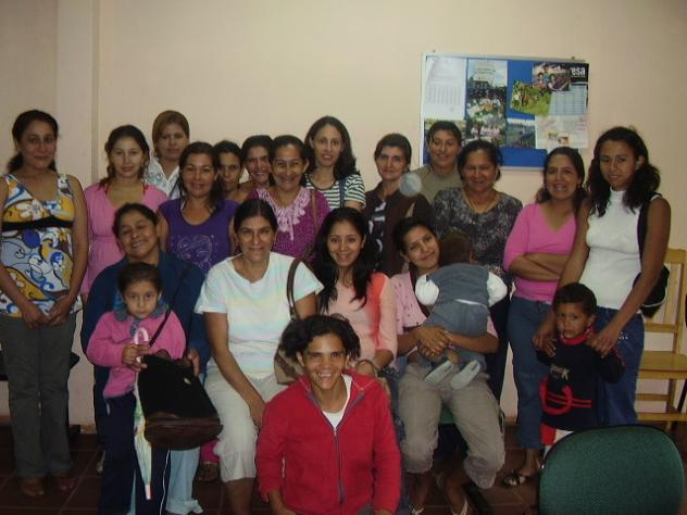 Mujeres Humildes Group