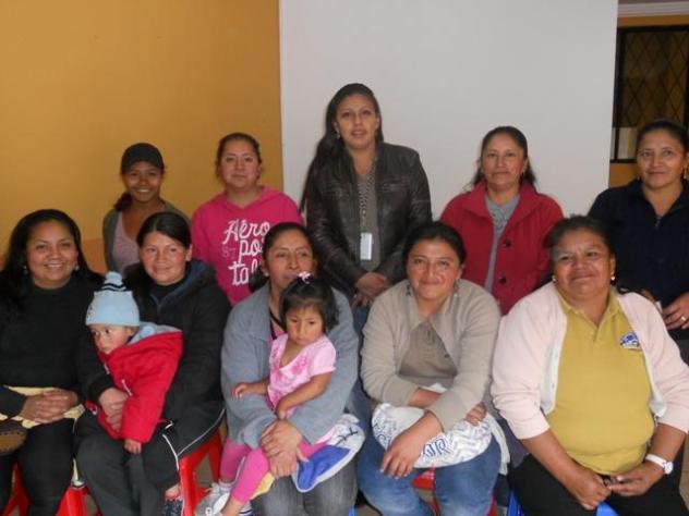 El Cruce Hacia El Futuro  (Cuenca) Group