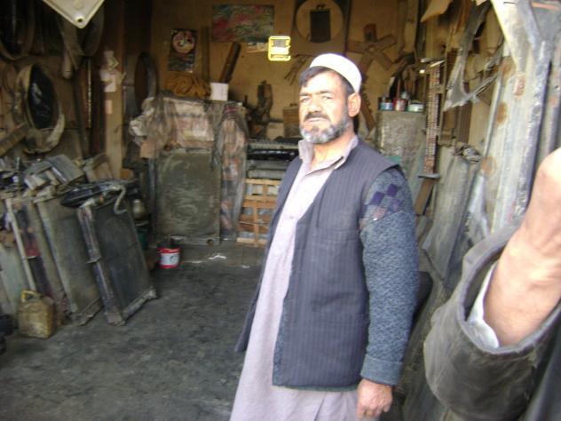 Ghulam Dastageer