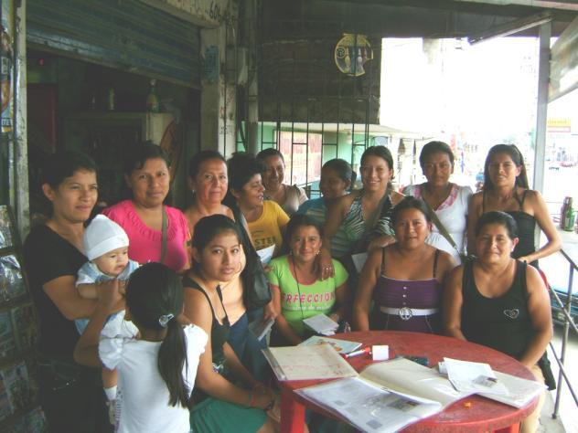 Las Palmitas (Portoviejo) Group