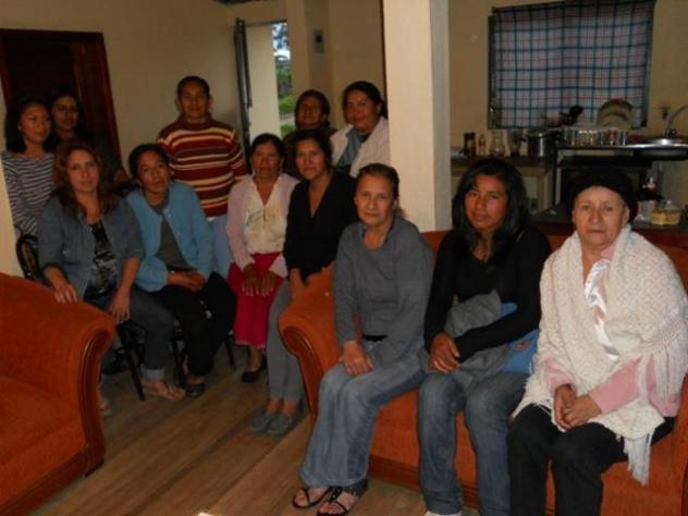 Yanaturo Alto  (Cuenca) Group
