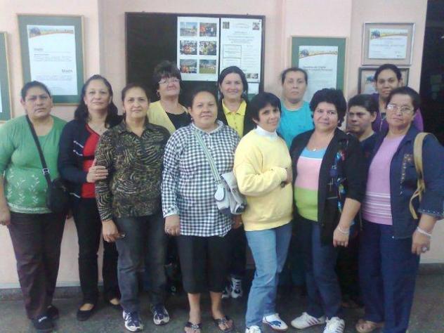 Mujeres Unidas Del Divino Niño Jesus Group