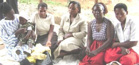 Lufuka C-Nansuna Sarah Group