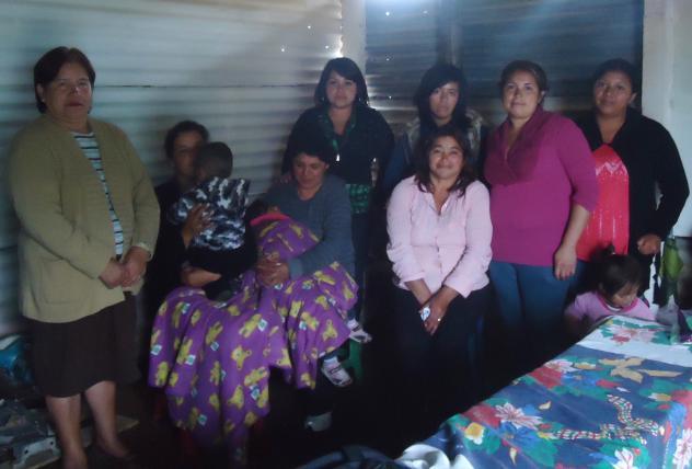 Las Pilas Catarina Group