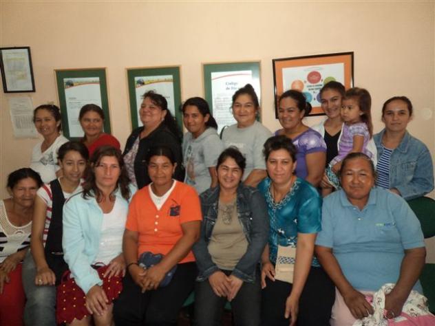 Kuña Aty 3 De Mayo Group