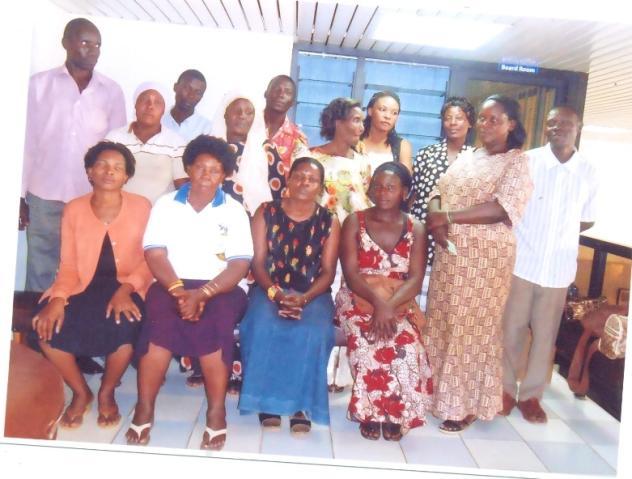 Tukolere Wamu Farmers Group
