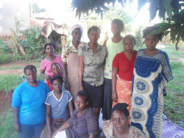 Poverty Eradication Group